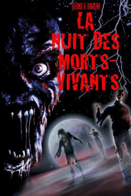 """Affiche du film """"La Nuit des Morts-Vivants"""""""