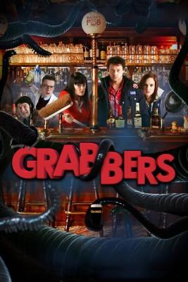 "Affiche du film ""Grabbers"""