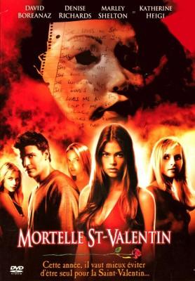 "Affiche du film ""Mortelle Saint-Valentin"""