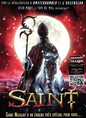 """Affiche du film """"Saint"""""""