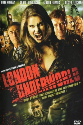 "Affiche du film ""London Underworld"""