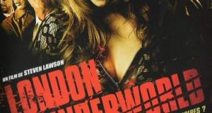 """Affiche du film """"London Underworld"""""""