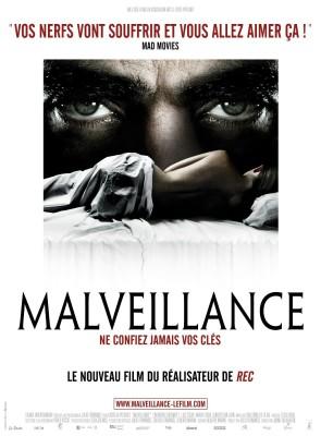 """Affiche du film """"Malveillance"""""""