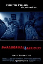"Affiche du film ""Paranormal Activity 3"""
