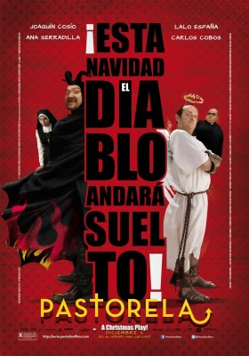 """Affiche du film """"Pastorela"""""""