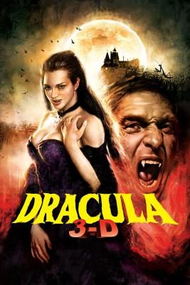 """Affiche du film """"Dracula 3D"""""""