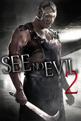 """Affiche du film """"See No Evil 2"""""""