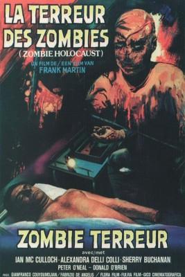 """Affiche du film """"La terreur des zombies"""""""