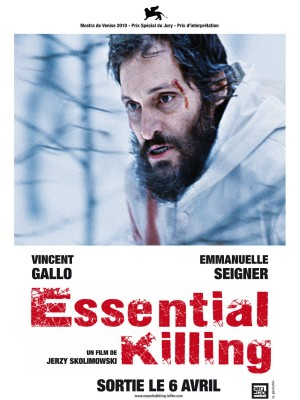 "Affiche du film ""Essential Killing"""
