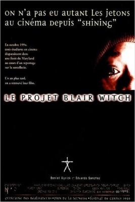 """Affiche du film """"Le Projet Blair Witch"""""""