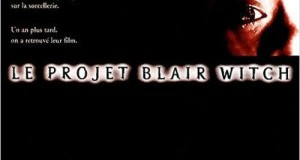 "Affiche du film ""Le Projet Blair Witch"""