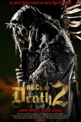 "Affiche du film ""The ABCs of Death 2"""