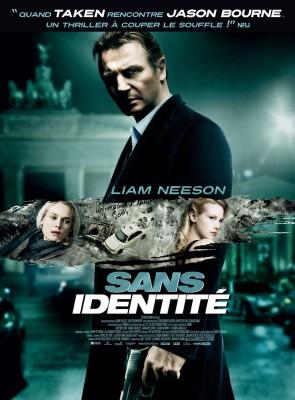 """Affiche du film """"Sans Identité"""""""