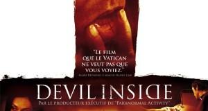 """Affiche du film """"Le Diable en Moi"""""""
