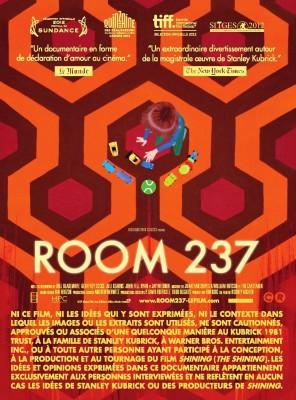 """Affiche du film """"Room 237"""""""