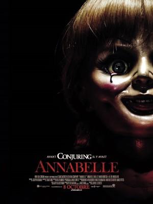 """Affiche du film """"Annabelle"""""""