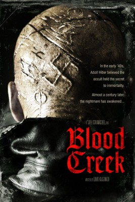 "Affiche du film ""Blood Creek"""