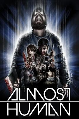 "Affiche du film ""Almost Human"""