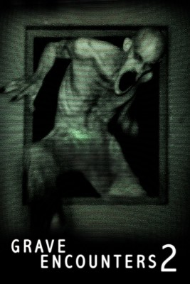 "Affiche du film ""Grave Encounters 2"""