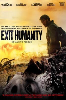 """Affiche du film """"Exit Humanity"""""""