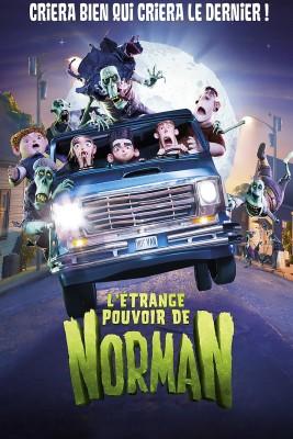 """Affiche du film """"L'Étrange pouvoir de Norman"""""""