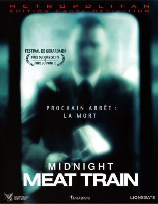 """Affiche du film """"Midnight Meat Train"""""""