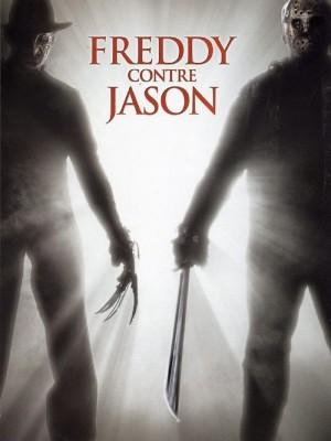 """Affiche du film """"Freddy contre Jason"""""""