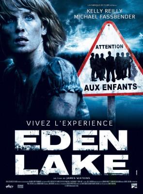 "Affiche du film ""Eden Lake"""