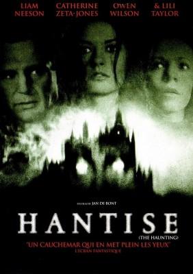 """Affiche du film """"Hantise"""""""