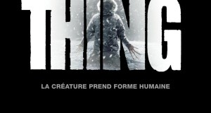 "Affiche du film ""The Thing"""