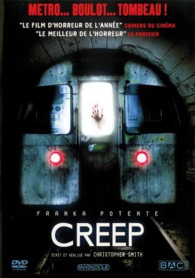 "Affiche du film ""Creep"""