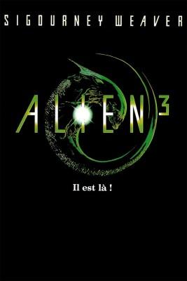 "Affiche du film ""Alien³"""