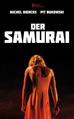 """Affiche du film """"Der Samurai"""""""
