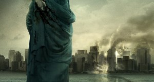 "Affiche du film ""Cloverfield"""