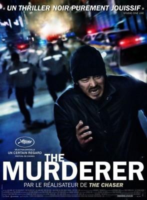 "Affiche du film ""The Murderer"""