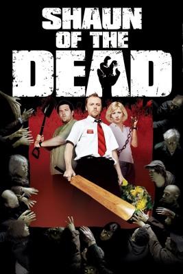"""Affiche du film """"Shaun of the Dead"""""""