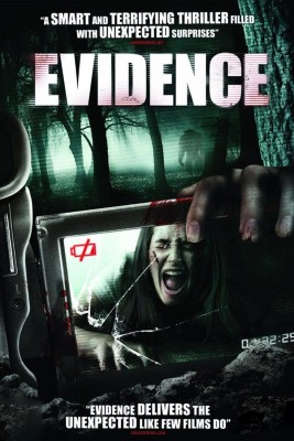 """Affiche du film """"Evidence"""""""