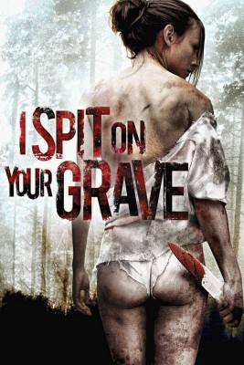 "Affiche du film ""I spit on your grave"""