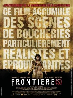 """Affiche du film """"Frontière(s)"""""""