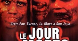 """Affiche du film """"Le jour des morts-vivants"""""""