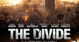 """Affiche du film """"The Divide"""""""