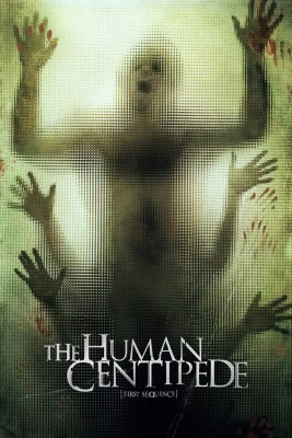 "Affiche du film ""The Human Centipede (First Sequence)"""