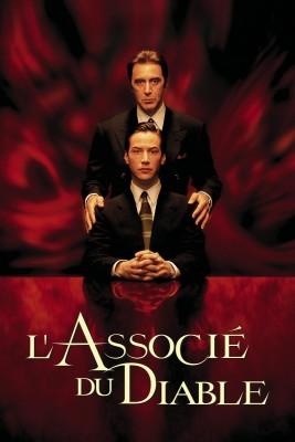 """Affiche du film """"L'Associé du Diable"""""""