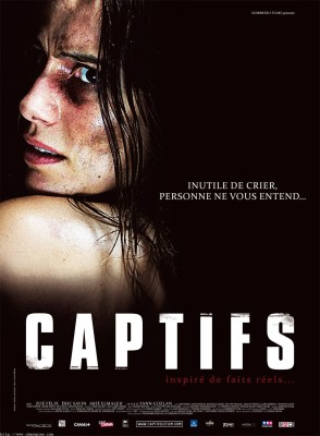 "Affiche du film ""Captifs"""