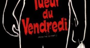 """Affiche du film """"Vendredi 13, chapitre 2 : Le Tueur du vendredi"""""""