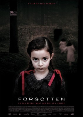 """Affiche du film """"Forgotten"""""""