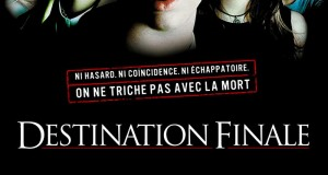 "Affiche du film ""Destination Finale"""