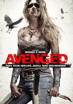 """Affiche du film """"Avenged"""""""