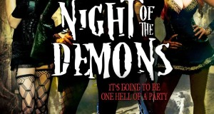 "Affiche du film ""Night of the Demons"""