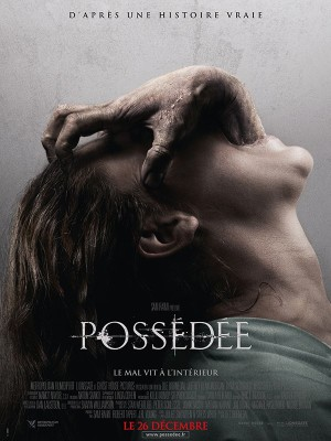 """Affiche du film """"Possédée"""""""